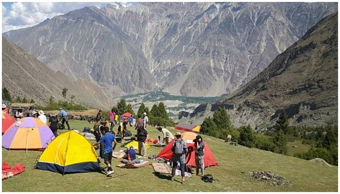 Gilgit Baltistan: Hooray! In this year there are a lot of people who visiting Gilgit Baltistan