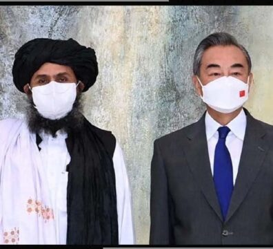 The Taliban Afghanistan say China will keep an embassy in Afghanistan and increase humanitarian needs.